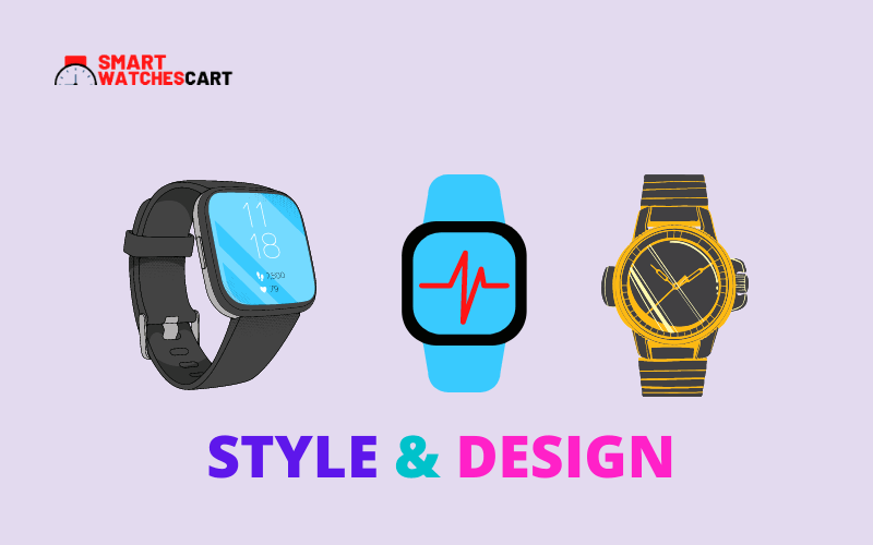 college students stylish smartwatch