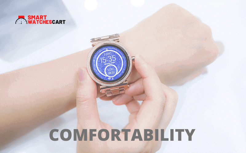 comfortable kids smartwatch