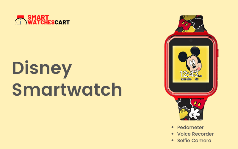 disney smartwatch for 10 year old