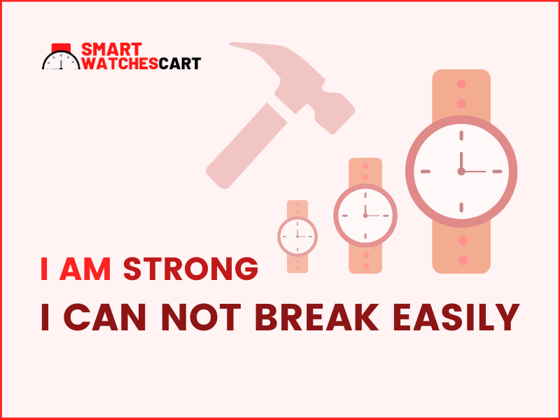 durable smartwatch for teenager