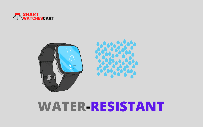 kids water resistant smartwatch