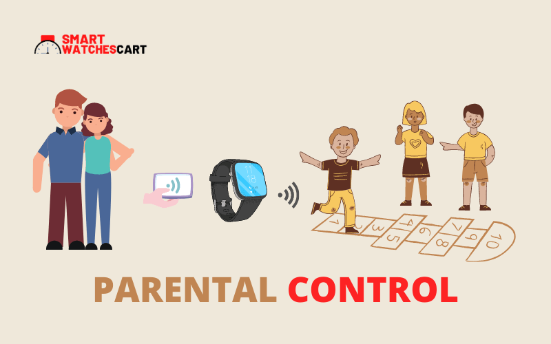 parental control smartwatch