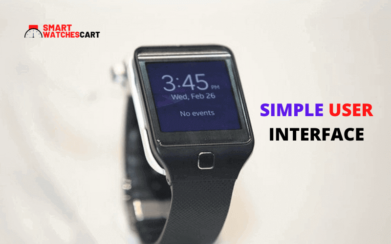 simple smartwatch for kids