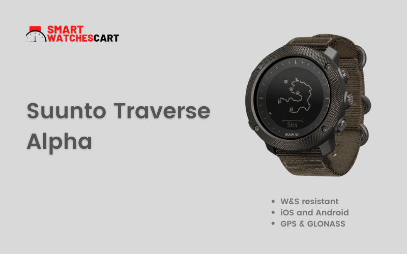 suunto smartwatch for firefighters