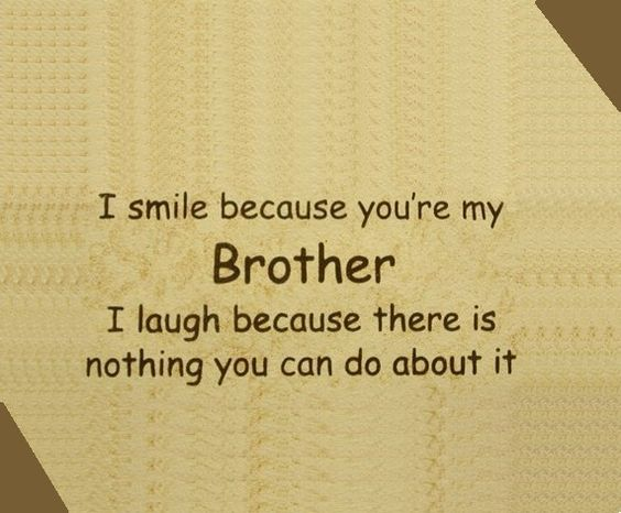Quotes On Brother 2