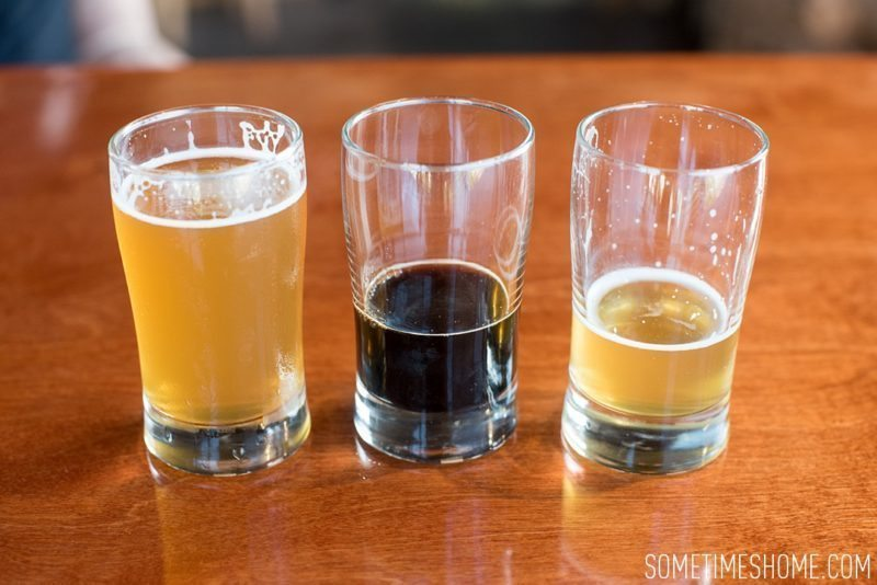 Norte brewery photos by Sometimes Home travel blog. Foodie destination in Tijuana, Mexico.