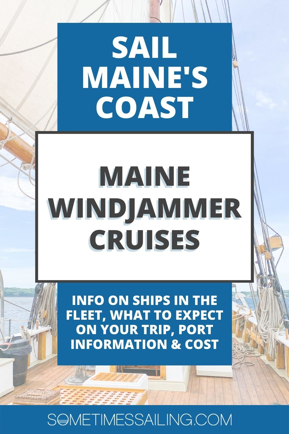Sail Maine's Coast with Maine Windjammer Cruises. Info on ships in the fleet, what to expect on your trip, port info & more.