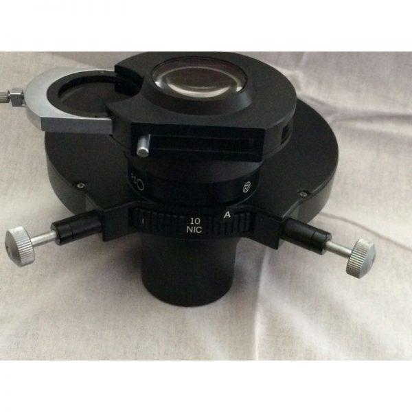 Olympus IMT-2 Inverted Microscope Phase DIC Condenser