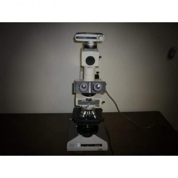 Olympus BH2 Phase Contrast Microscope