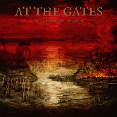 image article AT THE GATES dévoile le titre « The Fall Into Time »