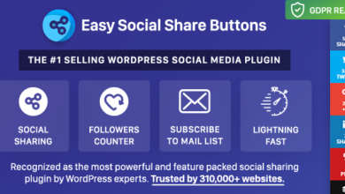 Photo of Easy Social Share Buttons for WordPress v5.7