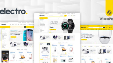 Photo of Electro v2.2.3, Electronics Store WooCommerce Theme