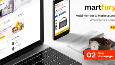 Photo of Martfury 2.1.5 – WooCommerce Marketplace WordPress Theme