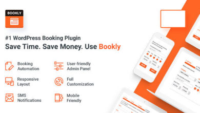 Photo of Bookly Booking Plugin v16.1, Appointment Booking
