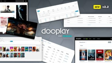 Photo of DooPlay v2.2.2 Nulled Dbmovies Original API KEY