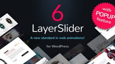 Photo of LayerSlider 6.8.3 – Responsive WordPress Slider Plugin