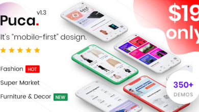 Photo of Puca 1.5.6 – Optimized Mobile WooCommerce Theme