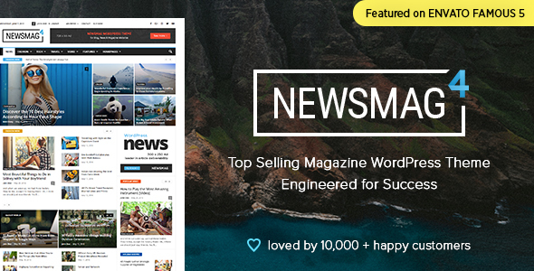 Newsmag Nulled