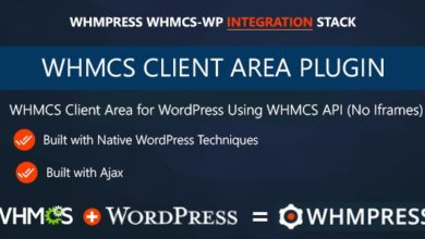 Photo of WHMCS Client Area for WordPress by WHMpress v2.7.4