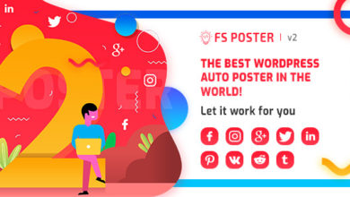 Photo of FS Poster 3.0.2 Nulled – WordPress Auto Poster & Scheduler
