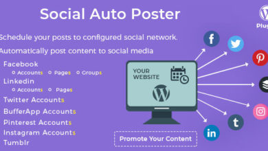 Photo of Social Auto Poster 3.0.2 – WordPress Plugin