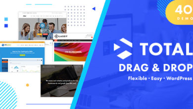 Photo of Total v4.8.5 Nulled Version – Responsive Multi-Purpose Theme