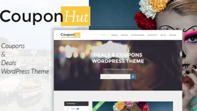 Photo of CouponHut v3.0.0 – Coupons and Deals WordPress Theme