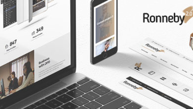 Photo of Ronneby v2.4.9 – High-Performance WordPress Theme