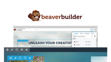 Photo of Beaver Builder Pro v2.2.4.3 – WP Page Builder