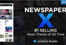 Photo of Newspaper 10.2 Nulled – The Best News Magazine WordPress Theme