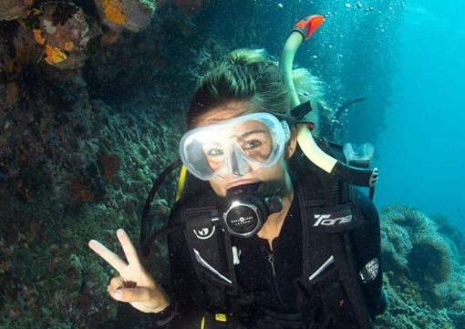 Open Water Dive Course with Roctopus