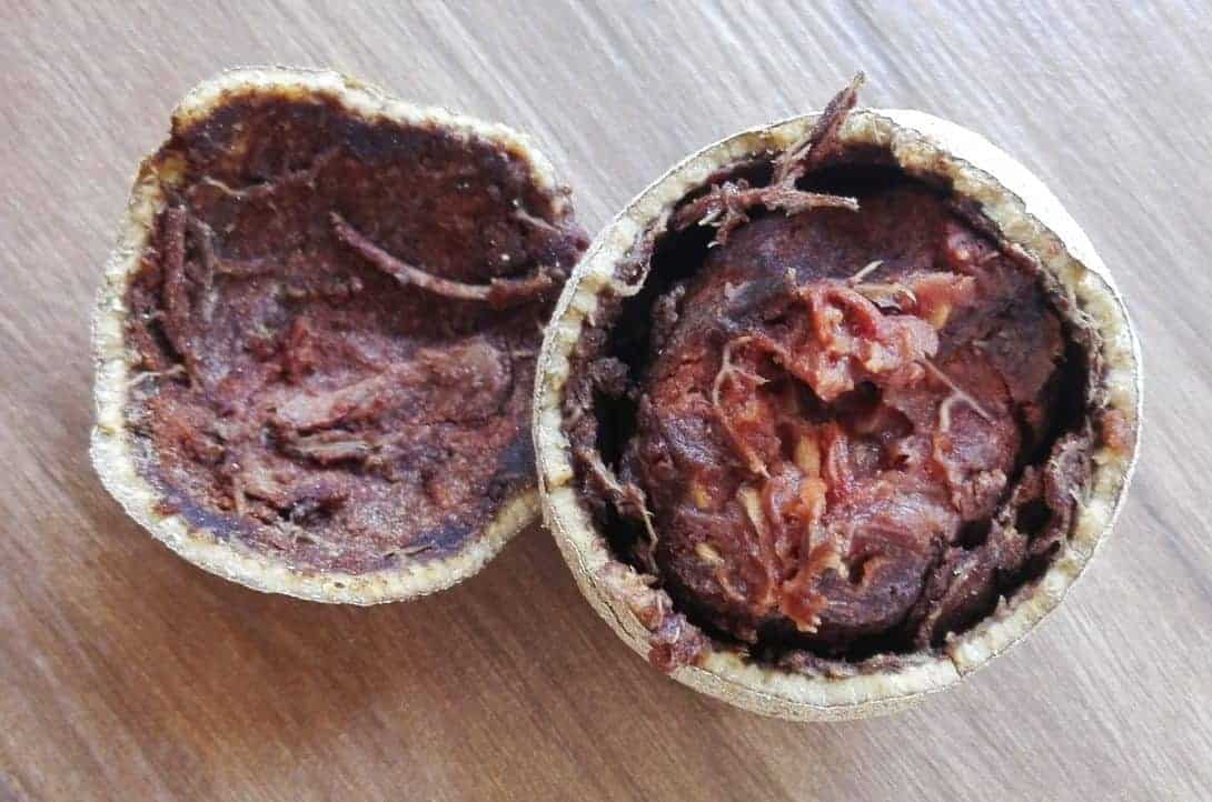 The wood apple - the most disgusting fruit that I have ever tried in Asia.