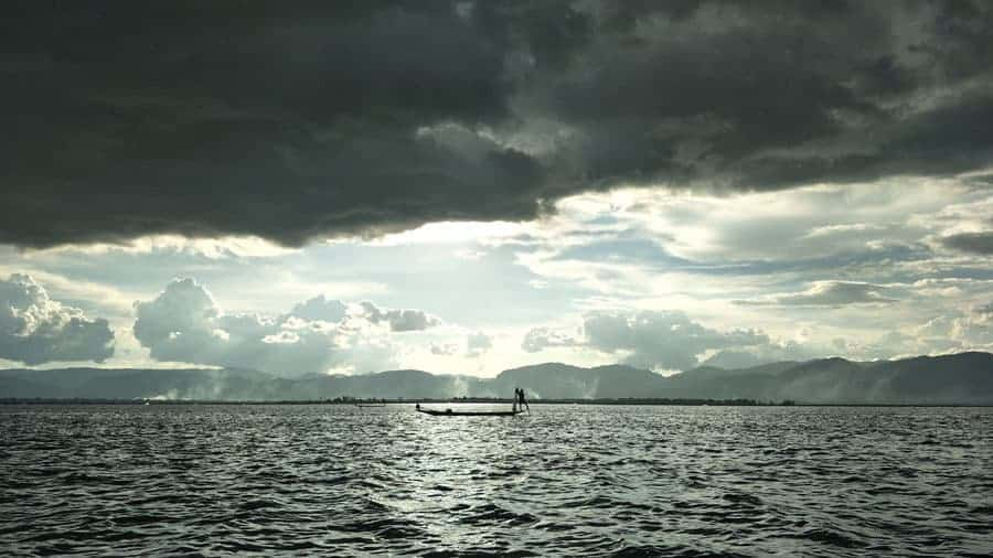 Storm-brewing-over-Inle-Lake