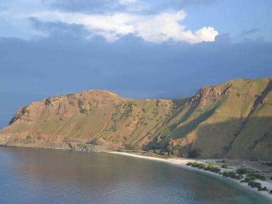 7. Dili, View from the Jesus statue