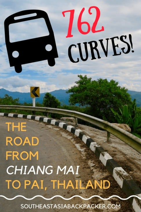 Chiang Mai to Pai. Can You Handle the 762 Curves?