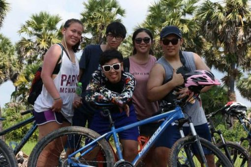 On a Cambodian Cycle Trip with Butterfly Tours