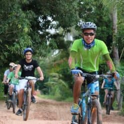 Exploring Cambodia by Bicycle with Butterfly Tours