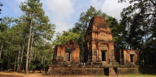 Temple Trails of Angkor, Cambodia