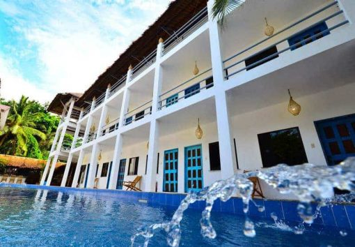 Accommodation on the 10-Day Philippines Tour.