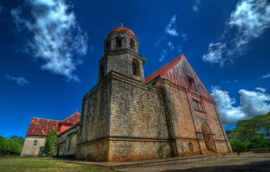 St Isidore the Labourer Church Siquijor