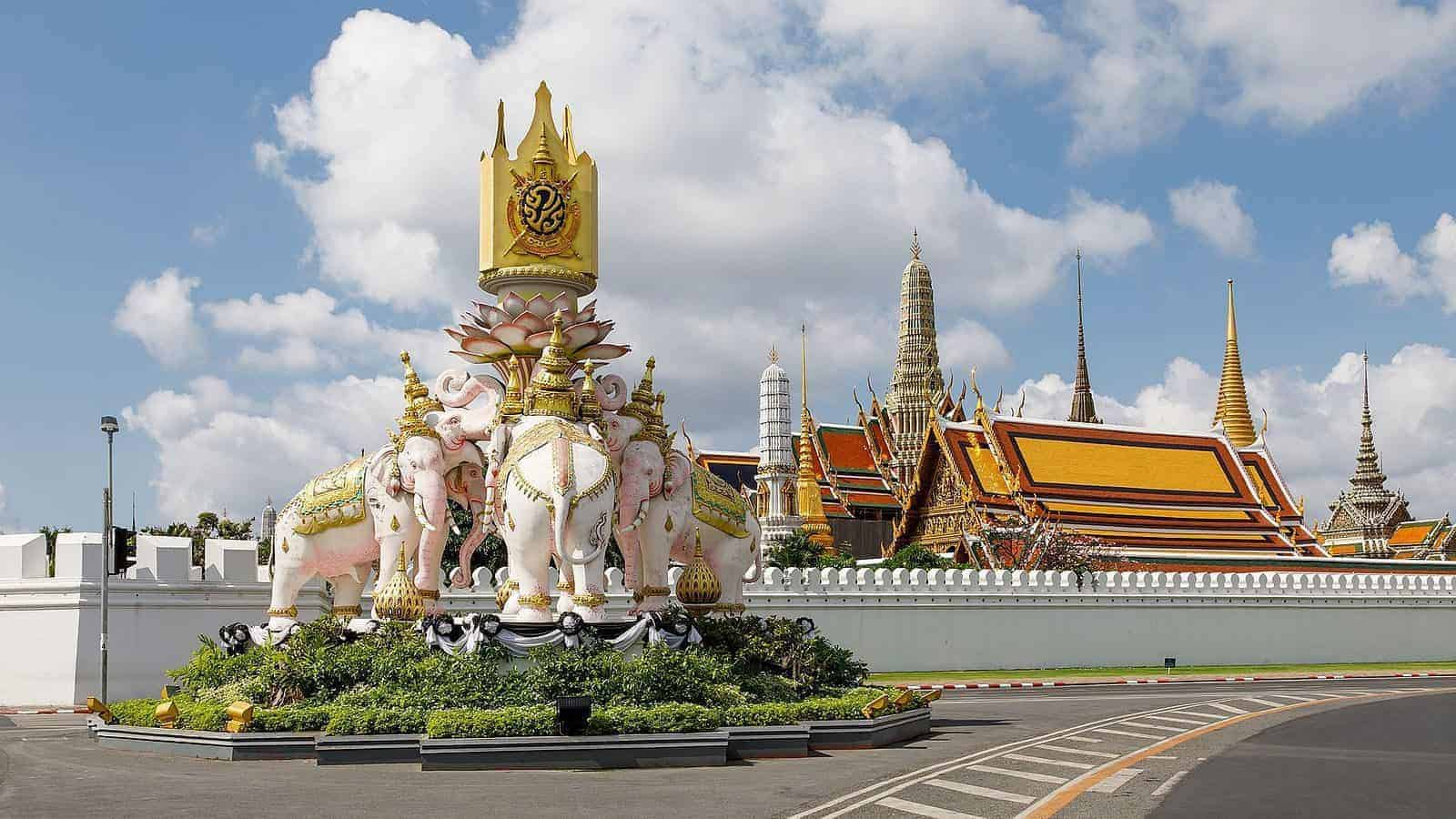 Bangkok is one of the most popular places to visit in Thailand