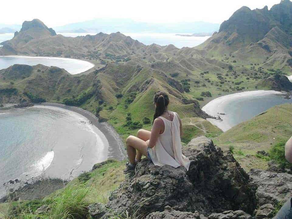 Viewpoint Flores Island