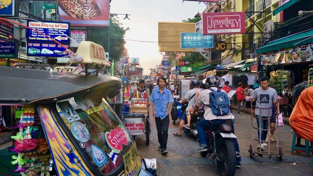 How to find the Best Hostels in Bangkok