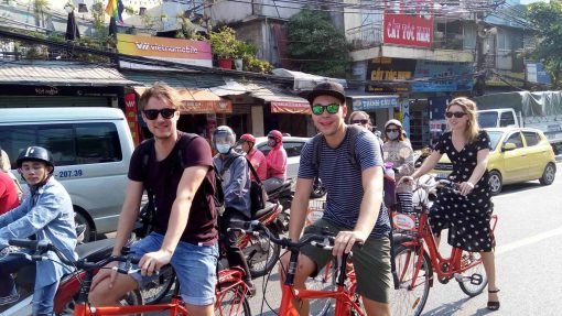 Real Bicycle Tour