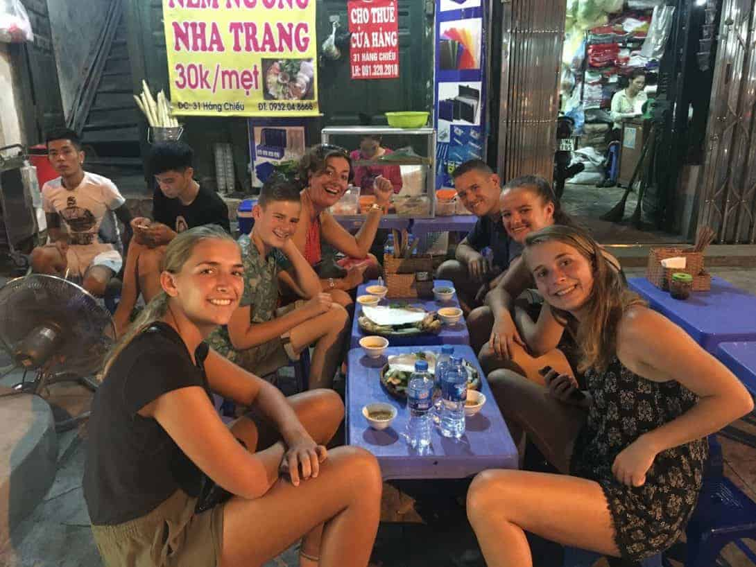 Real Hanoi Street Food Tour - A highly recommended experience in Vietnam!