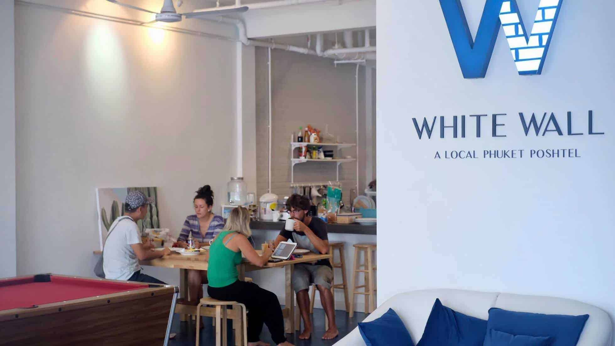 White Wall Poshtel, Phuket, Thailand offers several fun activities to make your stay exciting