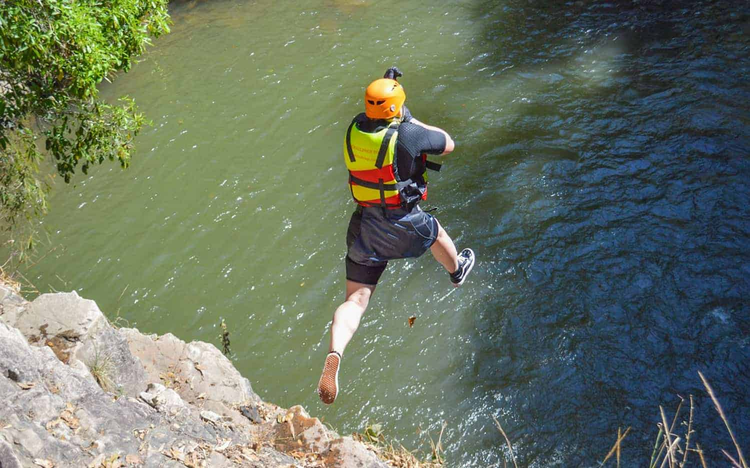 Canyoning in Dalat: An Adrenaline Junkie's Dream!