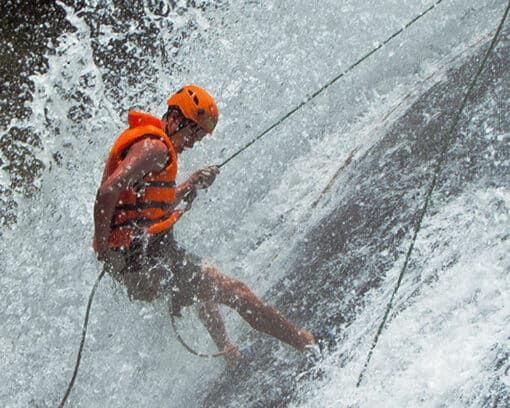 Canyoning Tour   4-5 Hours   from DALAT, VIETNAM
