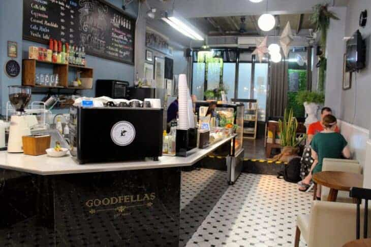 Goodfellas Cafe and Hostel