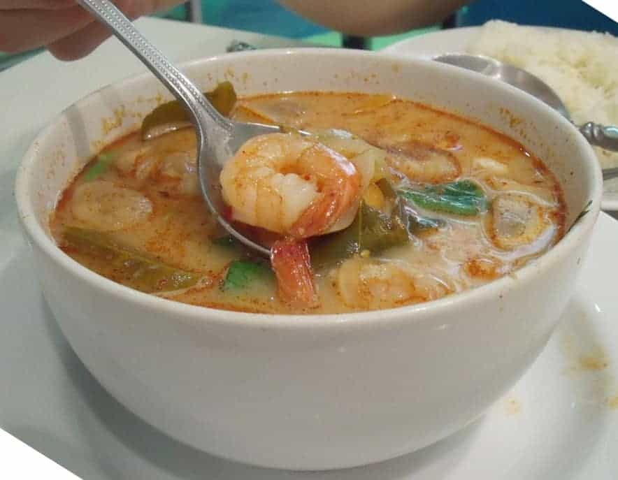 Tom Yum Gung is one Thai soup you won't forget!